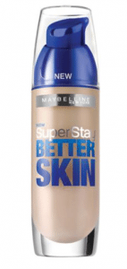 Maybelline Superstay Better Skin Foundation in Light Beige 005