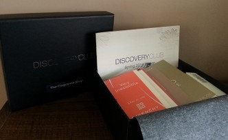 The Fragrance Shop Discovery Box - Spring Edition 2014