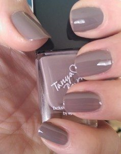 Tanya burr by eyecandy pastel nail polishes with swatches