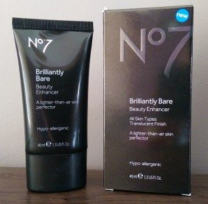 No7 Brilliantly Bare Beauty Enhancer