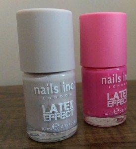 Nails Inc Latex - Camaden Passage and Shoreditch High Street