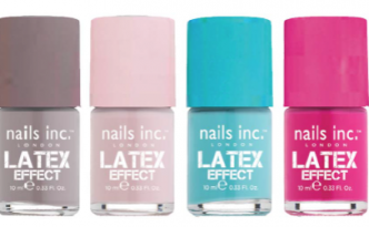 Nails Inc Latex Nail Polish