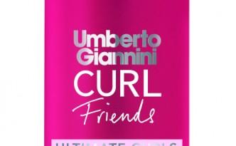 Umberto Giannini Curl Friends Ultimate Curls Nourishing Oil