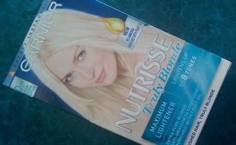 Garnier Nutrisse Truly Blonde Ultimate Lightener D+++
