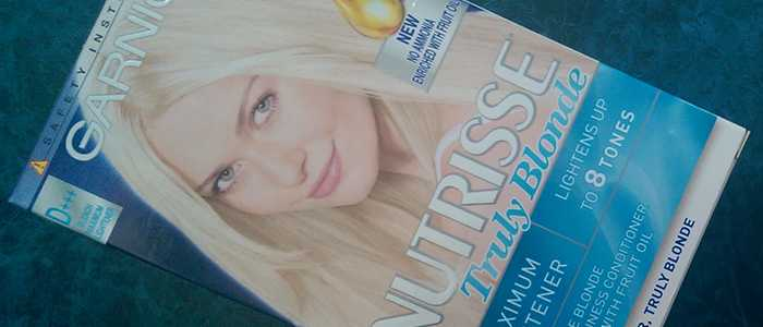Garnier Nutrisse Truly Blonde Ultimate Lightener D+++