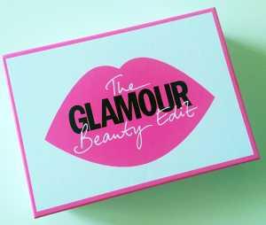 The Glamour Beauty Edit Box -