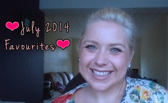 Monthly Favourites July 2014