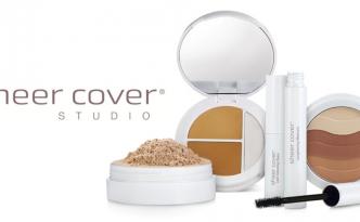 Sheer Cover Studio Deluxe VIP Kit in Tan