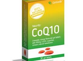 NaturVits CoQ10 Chewable Vitamin Supplement