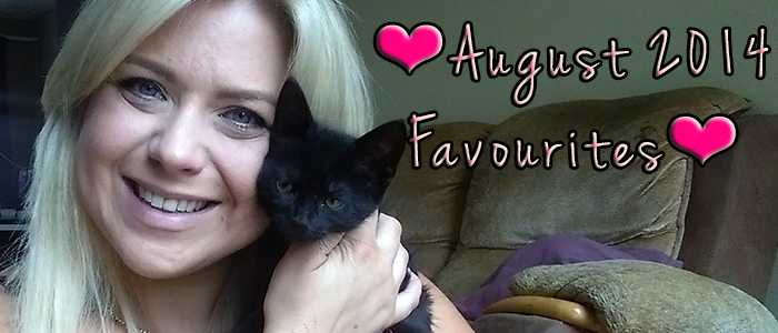 Monthly Favourites: August 2014 (Plus 20% off at Dolled Up)