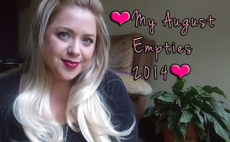 Youtube: August Empties 2014