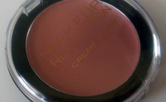 MAKEUP REVOLUTION Cream Blush in Caramel Shake