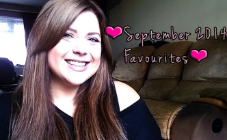 YouTube: Monthly Favourites September 2014