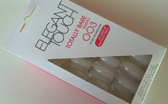 Elegant Touch Totally Bare Stiletto 003 False Nails