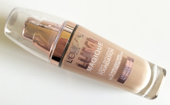L'Oreal Lumi Magique Light Infusing Foundation N4 Pure Beige