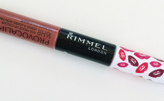 Rimmel Provocalips Lip Colour Make Your Move