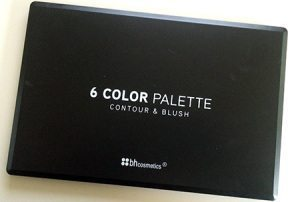 Review/First Impressions: BH Cosmetics 6 Color Palette Contour & Blush
