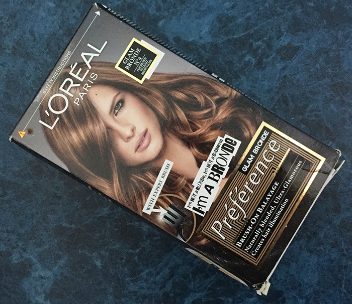 L'Oreal Preference Glam Bronde No.4 - 30SomethingMel