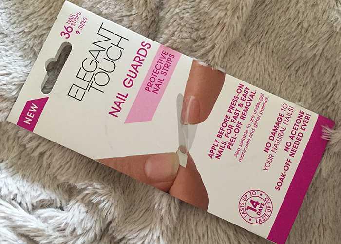 Elegant Touch Nail Guards - 30SomethingMel