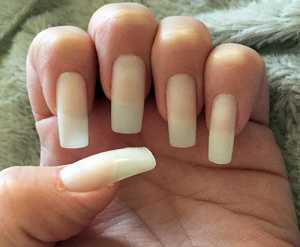 Broadway Nails Natural Nails Square Kit Long (BNK01)