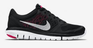 Nike Flex Run 2015 in Black