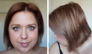 Pro:Voke Hair Colour Remover - Before