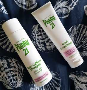 Plantur 21 Nutri-Caffeine Shampoo and Conditioner for coloured & stressed hair