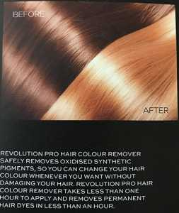 Revolution PRO Hair Colour Remover