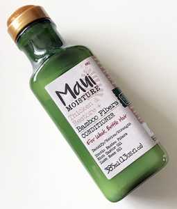Maui Moisture Thicken & Restore + Bamboo Fiber Conditioner
