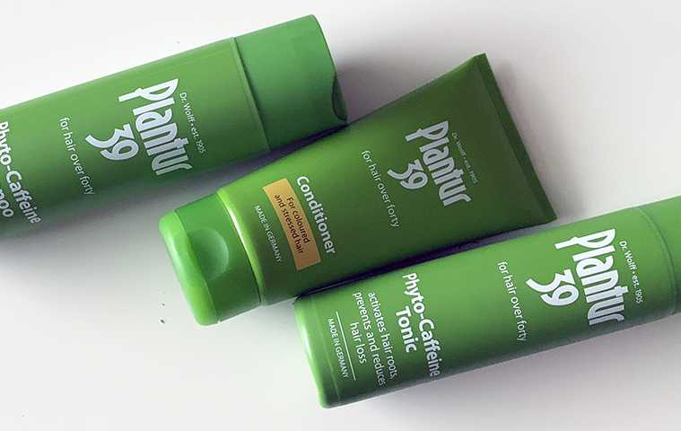 Plantur 39 for Coloured and Stressed Hair